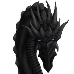 dragon square head