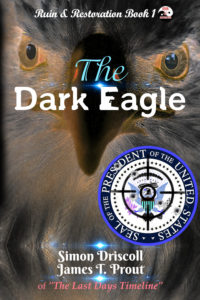Dark Eagle Front Cover web